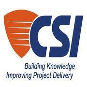 Logo for Construction Specifications Institute