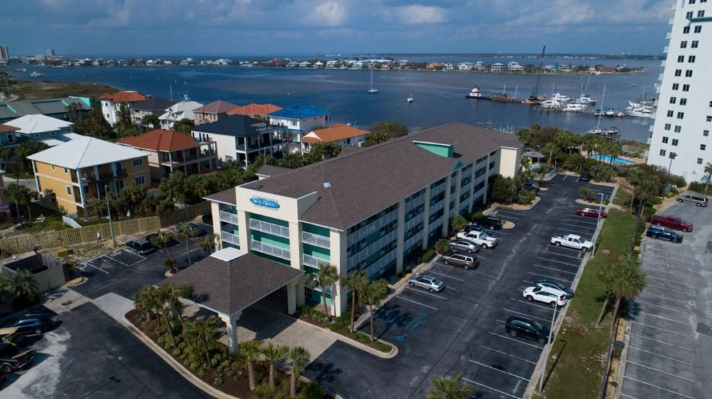 Photo of Surf & Sand Hotel Pensacola Beach, a commercial construction project of Bear General Contractors
