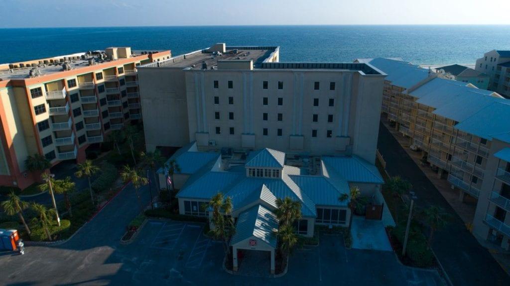 Photo of Hilton Garden Inn Orange Beach, a commercial construction project of Bear General Contractors