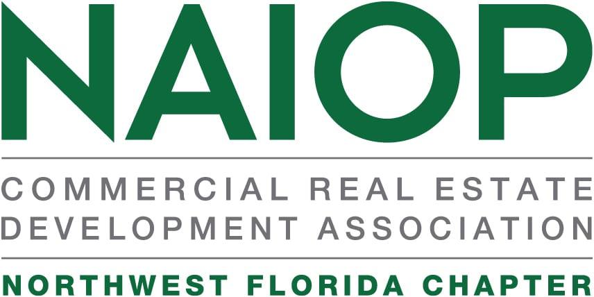 Logo for NAOIP Commercial Real Estate Development Association Northwest Florida Chapter