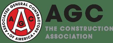 Logo for AGC the Construction Association