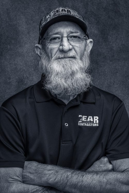Photo of General Superintendent of Bear General Contractors Gary Morgan
