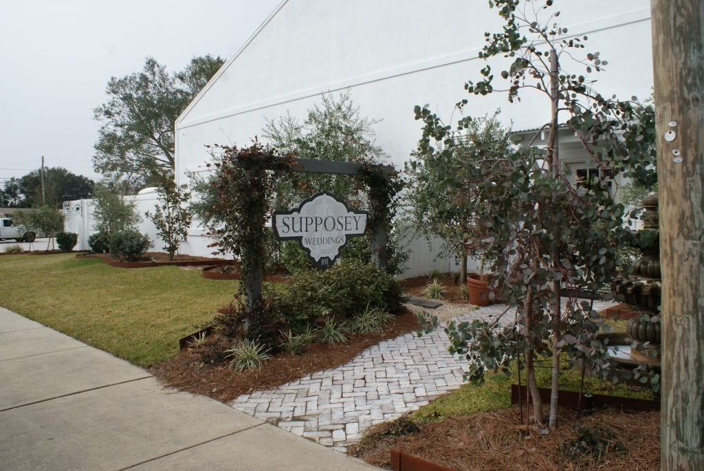 Photo of Supposey Weddings, a commercial construction project of Bear General Contractors