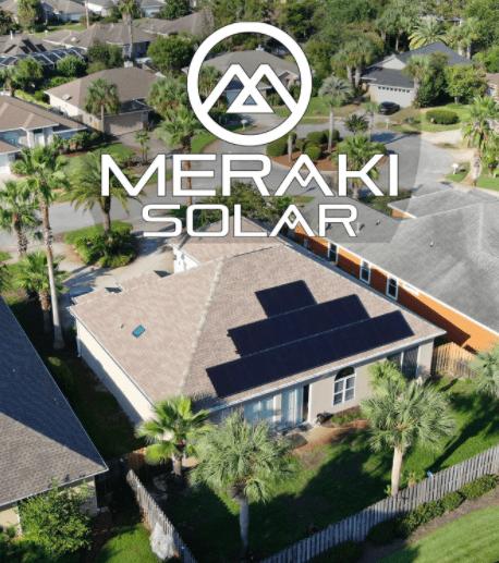 Photo of Meraki Solar, a commercial construction project of Bear General Contractors