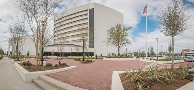 Photo of Studer Community Institute Tower, a commercial construction project of Bear General Contractors